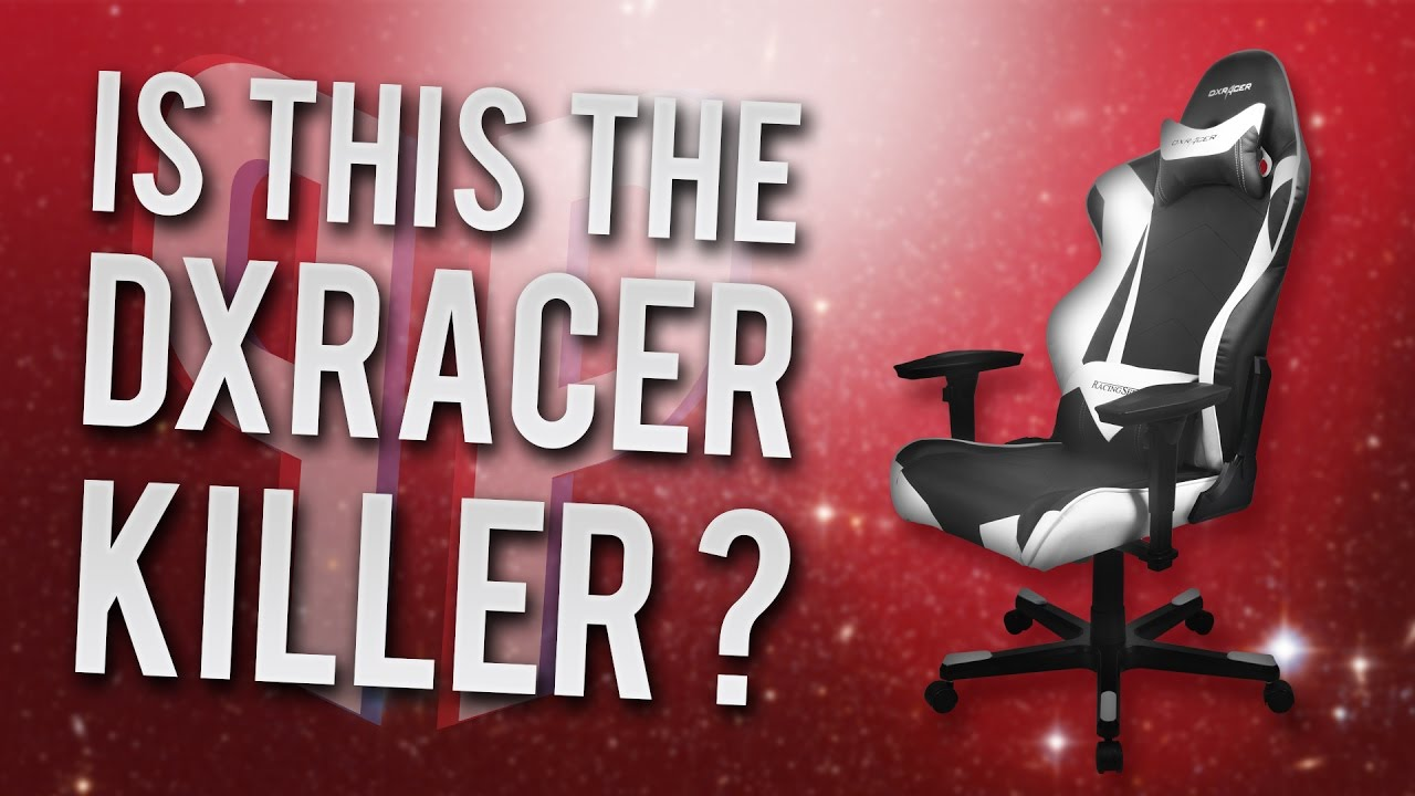 DXRacer Killer?! (Malaysia) - Budget Gaming Chair Unboxing & Review |  PudhiPadhel