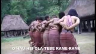 Fush Leky✅ Lagu terbaru 2018 - Tebe Rame Rame (Biarkan kami terus berkarya)