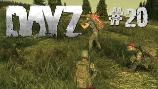 DAYZ #20 - Das große Airfield [HD+] | Let's Play DayZ