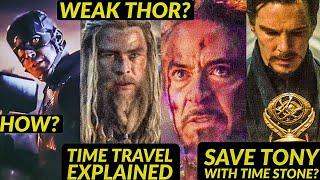 Avengers Endgame Ending Explained in Hindi ||SUPER INDIA||