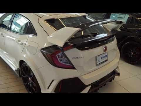 New 2018 Honda Civic Type R Washington DC MD Chantilly, DC #HCJU204497 - SOLD