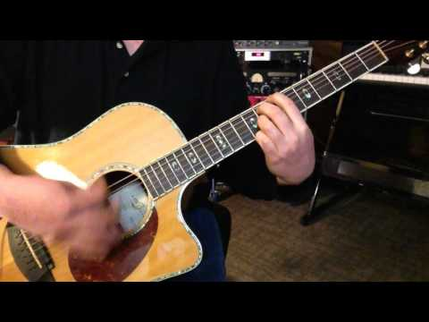 Valor - Alternate Tuning CGCGA#F in C Natural Minor