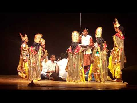 Shakti Tura - 2017, शक्तिवाले शाहीर श्री. सचिन कदम,  दुसरी बारी