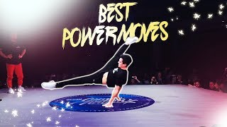 ULTIMATE POWERMOVES 2K18 AMAZING BBOY MOVES