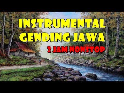 Musik Relaksasi Instrumental Gending Jawa