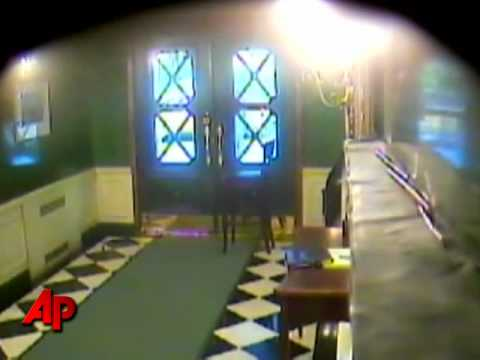 Raw Video: Surveillance Footage Day of NY Murder
