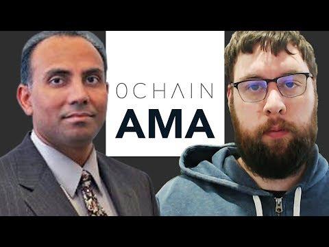 0Chain AMA With OhHeyMatty
