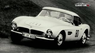 Elvis BMW 507 back in Munich