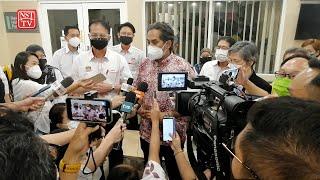 Petra Jaya Hospital expected to begin operations in 2024