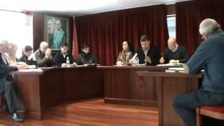 2017-03-27 Pleno Ordinario do Concello de Neda