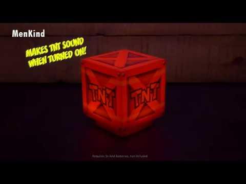 Crash Bandicoot TNT Light BDP @Menkind
