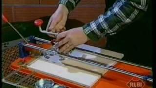 RUBI Brocas de carburo de tungsteno taladrar azulejos / Tungsten carbide drill bits drilling tiles