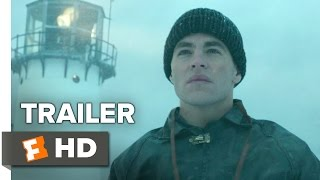 The Finest Hours Official Trailer #1 (2015) - Chris Pine, Eric Bana Movie HD