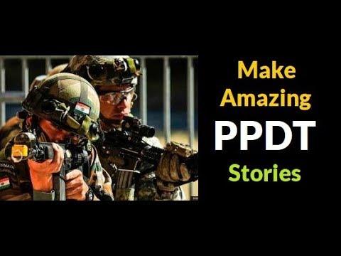 Make Amazing PPDT Stories || Clear SSB