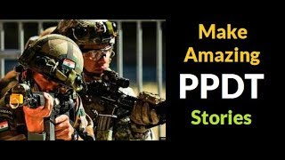 Make Amazing PPDT Stories || Clear SSB