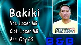 Lagu Gorontalo Lucu Bakiki