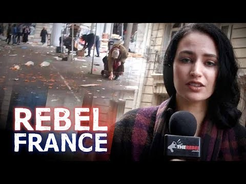 "Martina Markota: Migrants Turn France Into ""Third World Country"""