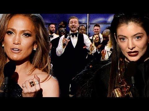 Billboard Music Awards 2014 WINNERS  Lorde, Justin Timberlake, Miley Cyrus