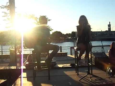 Rita Ora At Hagemeister Park Green Bay 8 06 12 Roc The
