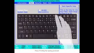 Acer eRecovery   Restore Windows from the Recovery Partition English