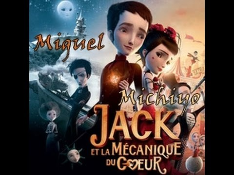jack et la m canique du coeur flamme lunettes cover by michiyo miguel01nix youtube. Black Bedroom Furniture Sets. Home Design Ideas