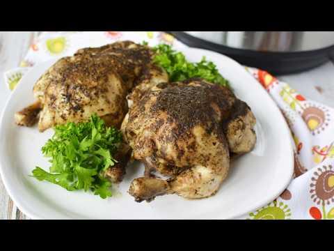Instant Pot Best Cornish Hens Recipe