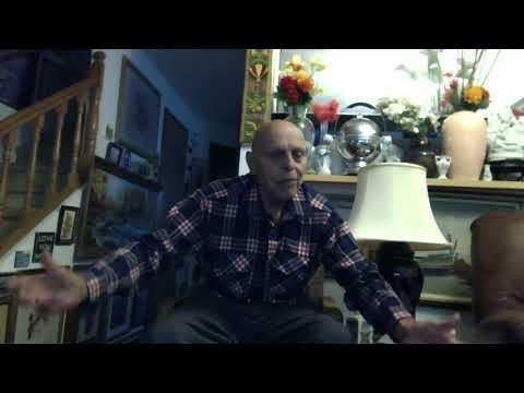 Burt Mann talks about his life