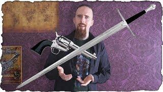 Empty Gun vs. Sword?