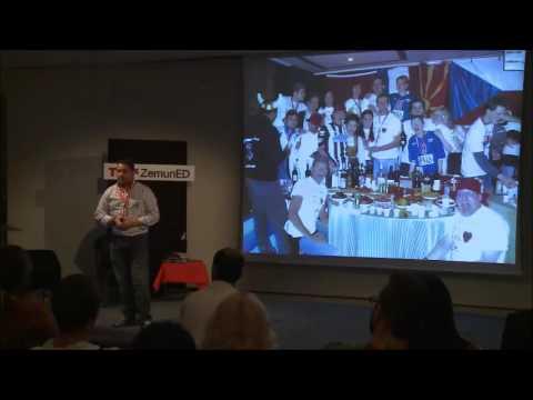 Beautiful Country Called Serbia   Kais Gharib   TEDxZemunED