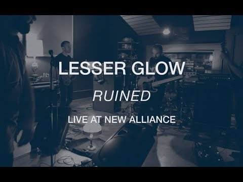 Lesser Glow - Ruined (Official Live Video)