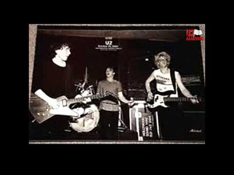 U2 - Cartoon World Live performance is from Dublin, Feb 1980.