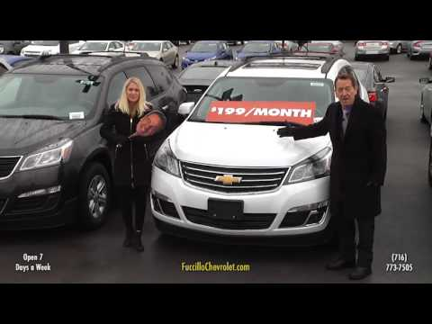 Huge Chevy Traverse Lease Deal!