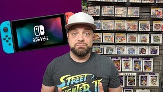Big Switch Game Coming SOON? + GameStop Goes Retro IN STORE!