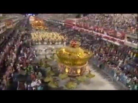 Mangueira campeã do carnaval do Rio de Janeiro 2016...