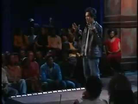 Def Poetry Jam  Dante Basco  Nikki'