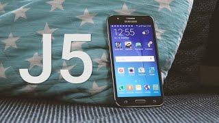 Samsung Galaxy J5 im Test   deutsch 📹 techloupe