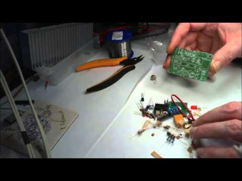 eBay Infrared PIR Human Sensor Switch Module Pyroelectric DIY Kit Build Test