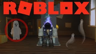 Roblox | The Haunted | New early access game! Dominus!