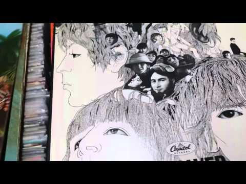 Beatles Mono Vintage Vinyl Records