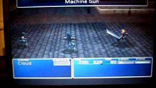 FF7 PC Gameplay