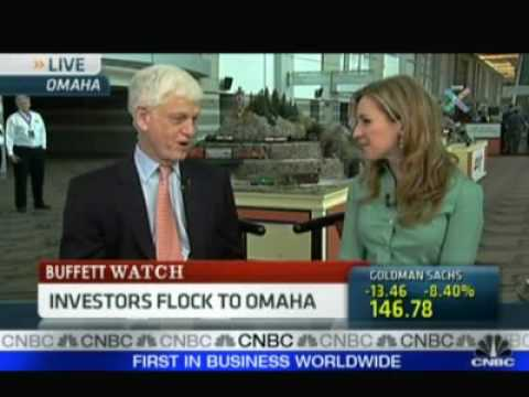 CNBC With Charlie Munger and Mario Gabelli