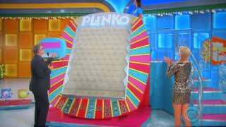 The Price is Right - Plinko - 6/15/2015