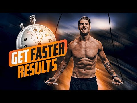 How To Get Faster Results Jumping Rope
