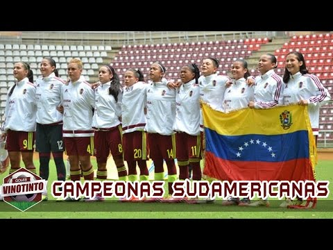 Goles Vinotinto │ Venezuela 1- 0 Brasil  │ CAMPEONAS del Sudamericano Femenino Sub 17