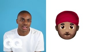 Vince Staples Reviews the New, Non-Racist Emojis (Which Are Still Racist) | GQ
