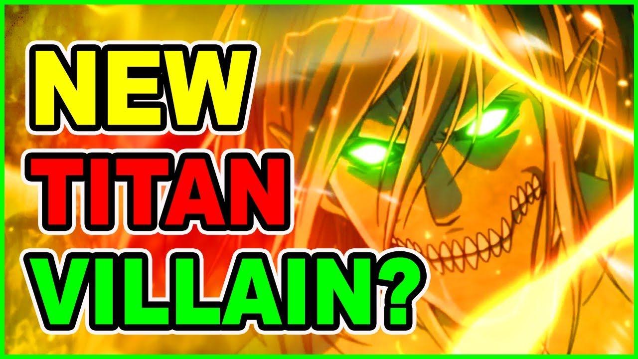 EREN TURNS VILLAIN? RIP BUDDY! ATTACK ON TITAN Chapter 110 ...