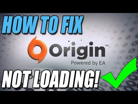 How To Fix Origin Won't Launch SOLVED!