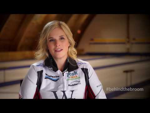Behind the Broom with Jennifer Jones  First End