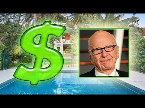 12 Expensive Things Owned By Billionaire Rupert Murdoch