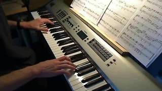 Star Trek - Main Theme (Piano Cover; comp. by Jerry Goldsmith)